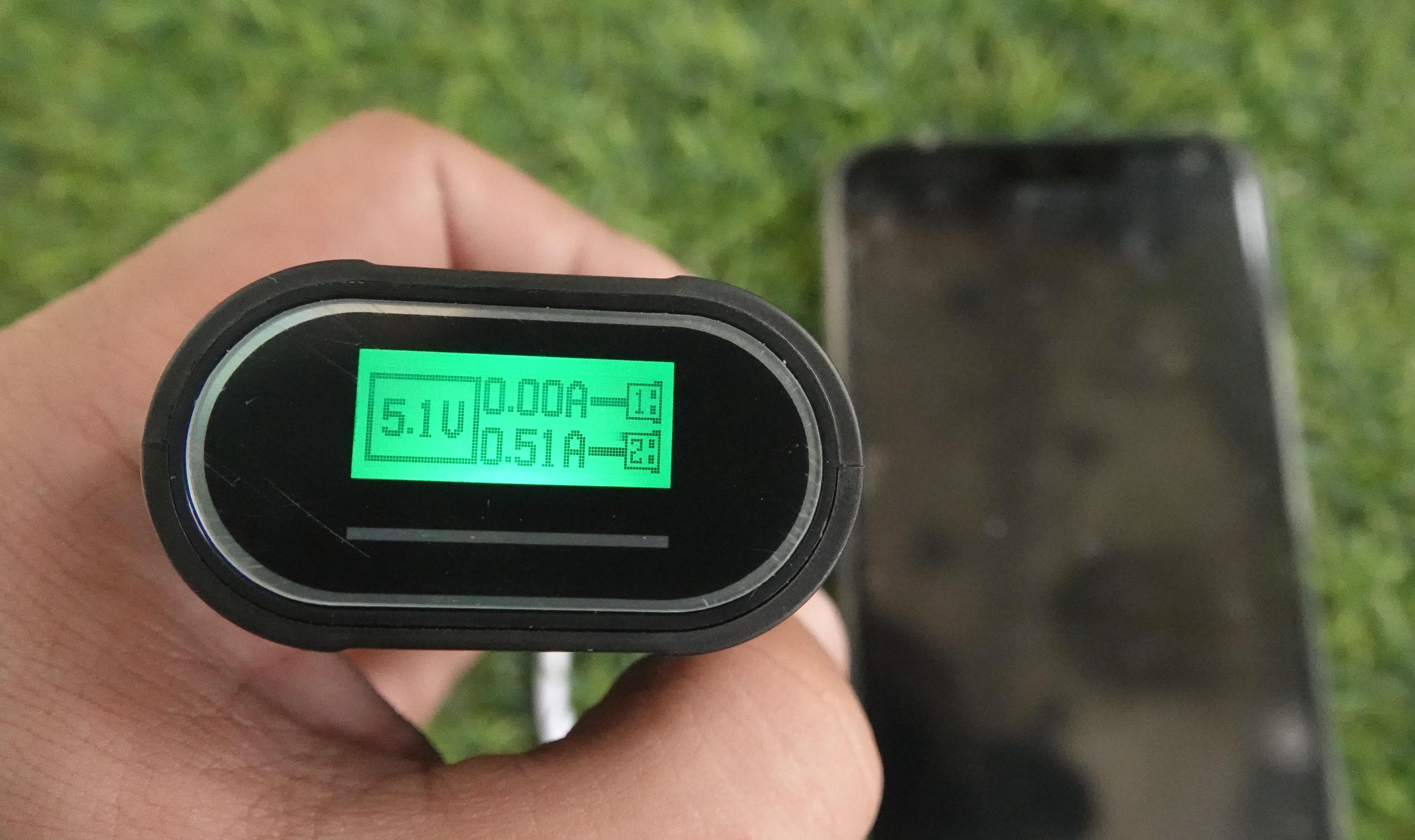 (Chưa Pin) Box Sạc Dự Phòng Đa năng BESTOCA 2Cell M2 Có Màn Hình Hiển Thị LCD-Hàng Chính Hãng