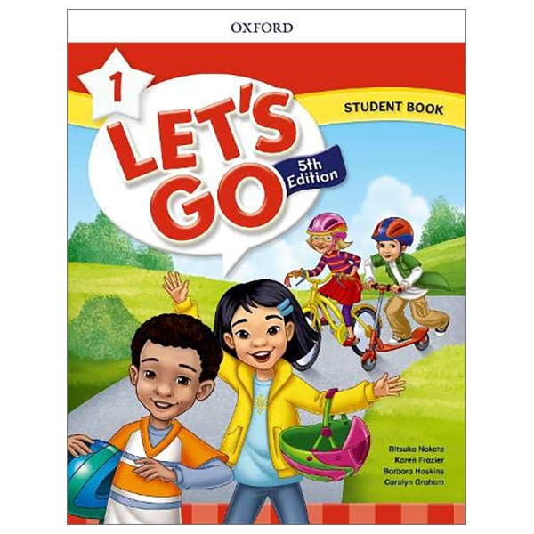 Let's Go: Level 1: Student's Book 5th Edition With CD Pack