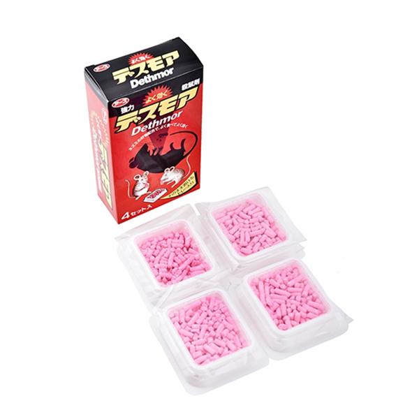 Thuốc diệt chuột tiêu diệt cả đàn chuột hàng xách tay Nhật Bản