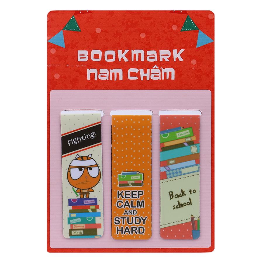 Bookmark Nam Châm - School