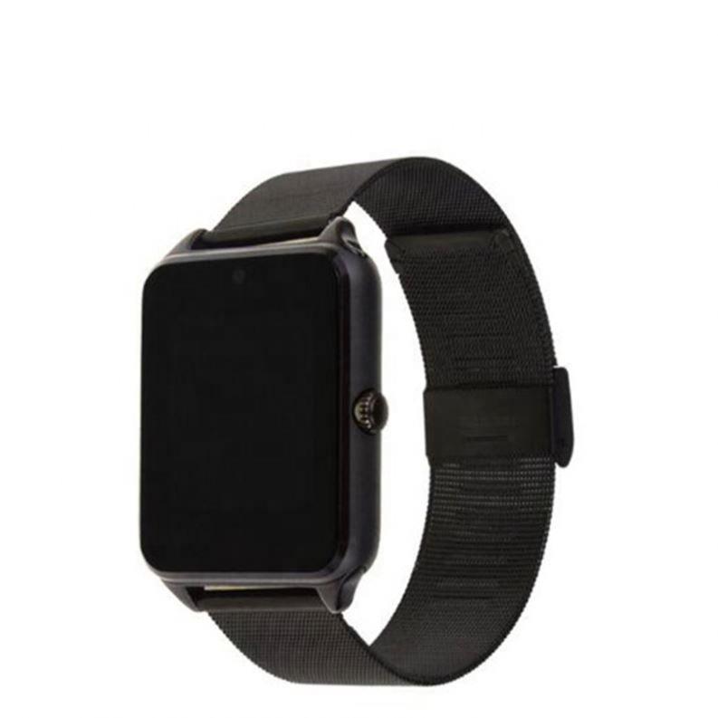 Đồng hồ thông minh lắp sim cao cấp nghe gọi Z60 - chính hãng (đen đậm)