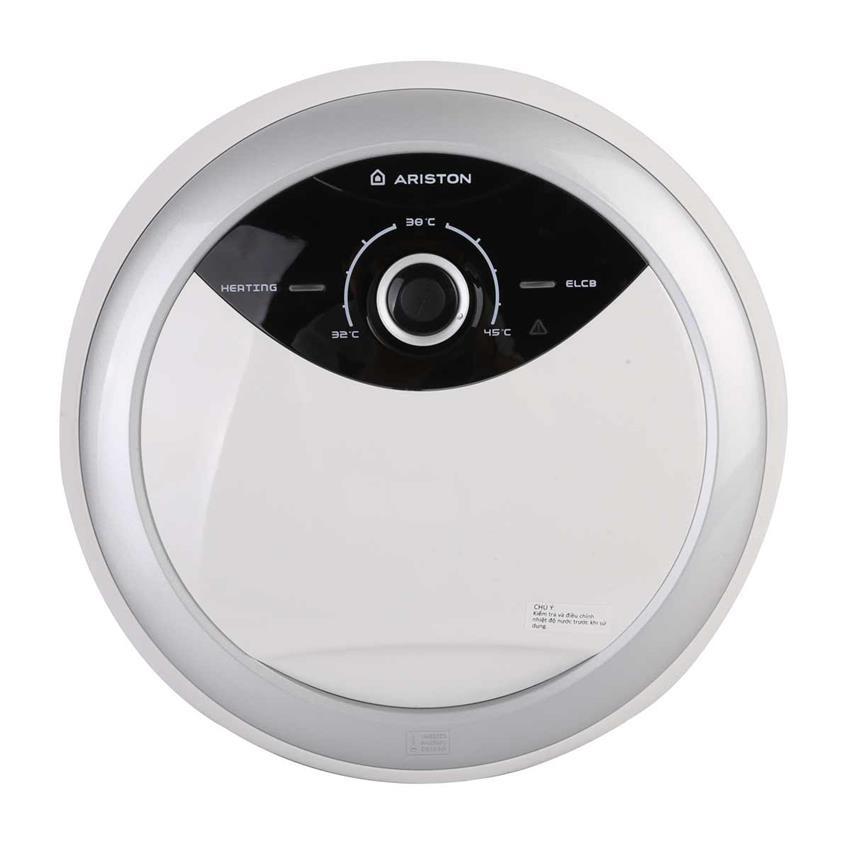Máy tắm nóng trực tiếp có bơm Ariston AURES RMC45PE SBS VN 4500W - Hàng chính hãng (chỉ giao HCM)