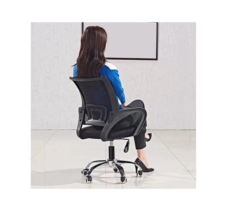 Ghế xoay văn phòng lưng lưới BL - TH01