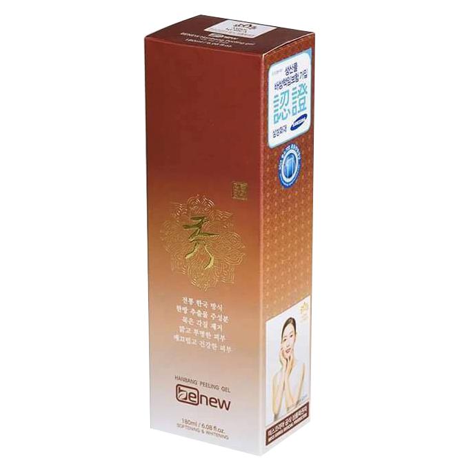 Tẩy Tế Bào Chết Làm Trắng Da Benew Hanbang Peeling Gel (180ml)