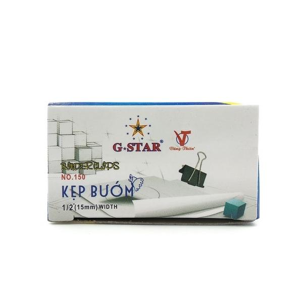Kẹp Bướm G-Star 15mm
