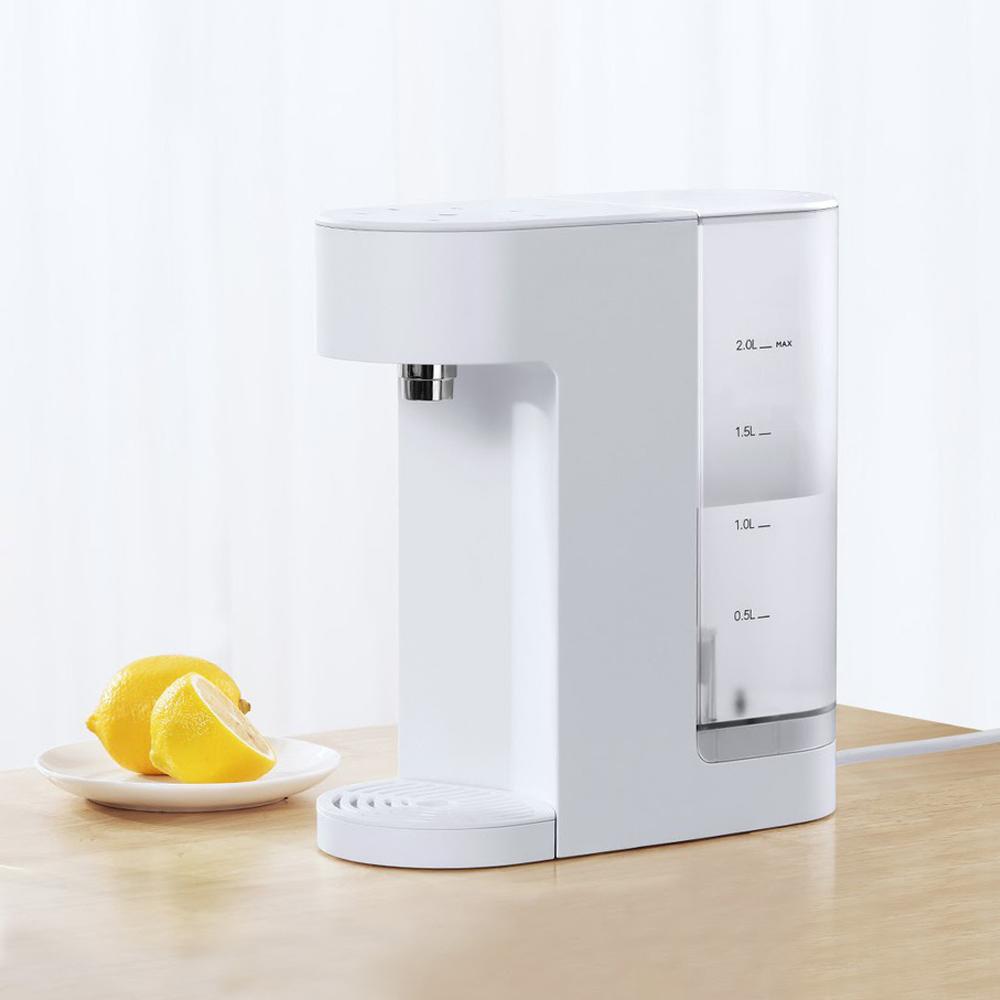 Bình nước nóng để bàn, Bình đun nước nóng tức thời sau 1 giây MY2 2L tiện lợi