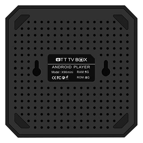 Android Tivi Box Tanix X96 Mini Ram 2 GB Rom 16GB (Phiên Bản 2017 ) - Hàng Nhập Khẩu