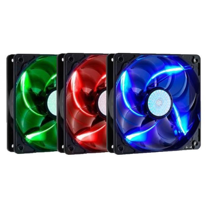Quạt tản nhiệt 12cm Cooler Master SickleFlow 120 2000 RPM - led silent fan - Hàng chính hãng