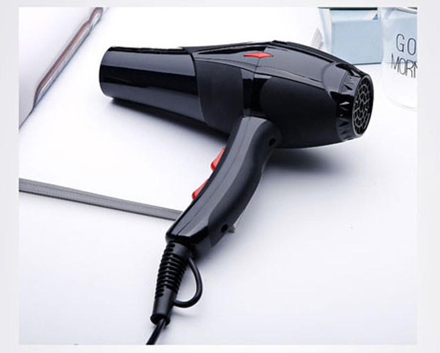 Máy Sấy Tóc Hairdryver An Toàn Và Chuyên Nghiệp - Tích Hợp Chế Độ Nóng Phù Hợp Với Người Tiêu Dùng - Thiết Kế Hiện Đại - Tạo Kiểu Tóc Salon Dễ Dàng - Hàng Chính Hãng