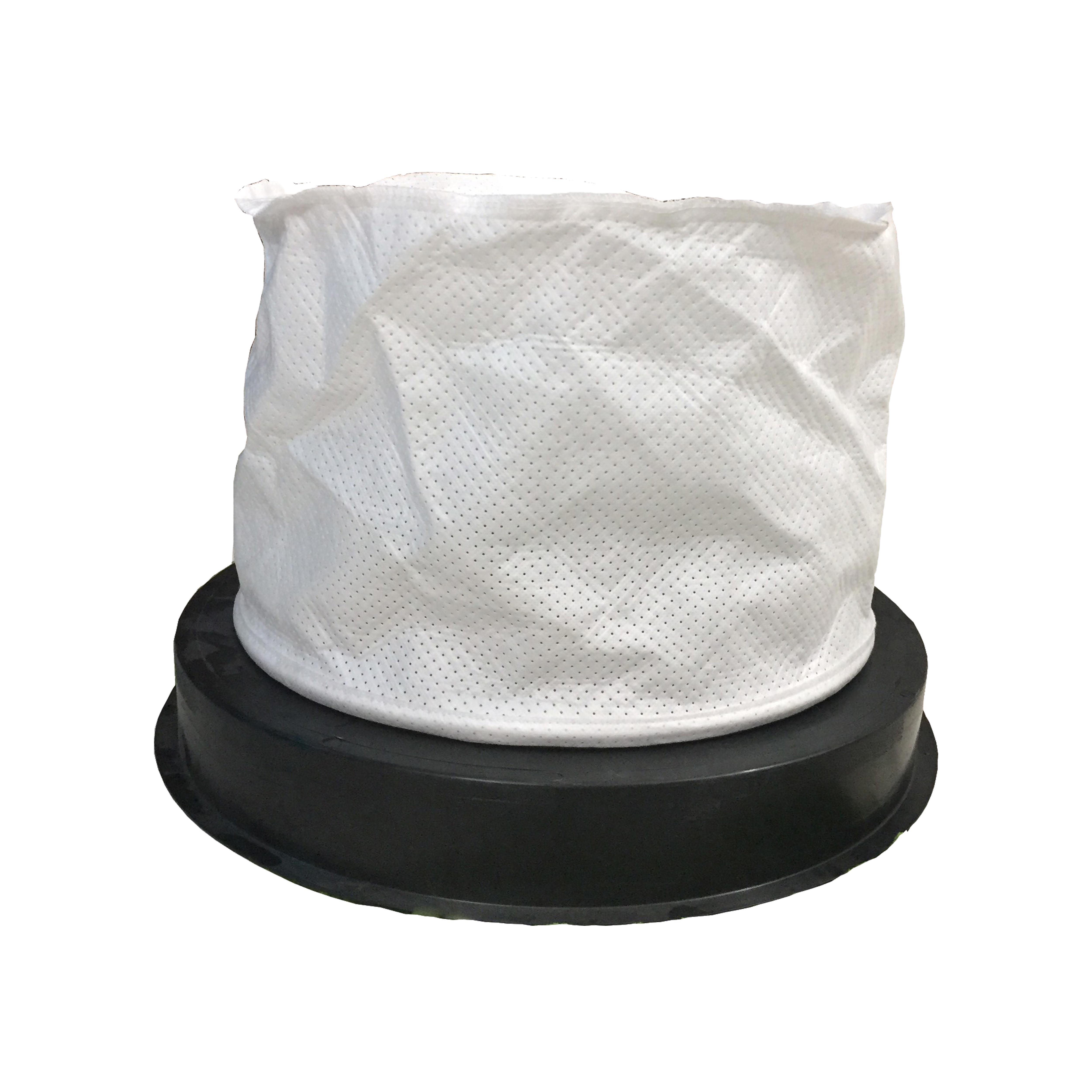 Túi vải lọc bụi máy hút bụi công nghiệp 60L, 80L, 90L đường kính 435mm 100% hàng  nhập khẩu thương hiệu MLEE