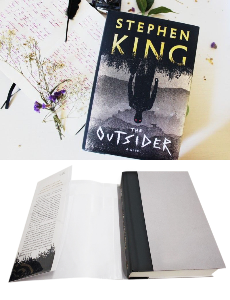 Stephen King: The Outsider (Hardcover)