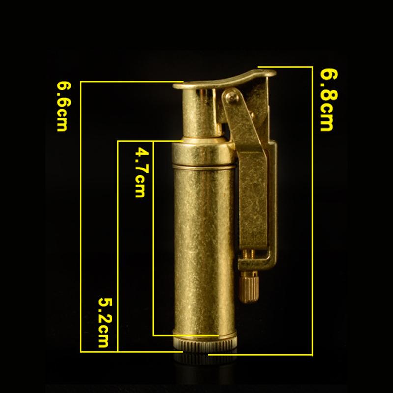 Hộp Quẹt Bật Lửa Cối Xăng Đá SP01, Thiết Kế Kiểu Cổ Điển Sang Trọng Dùng Xăng Bấc Đá Cao Cấp