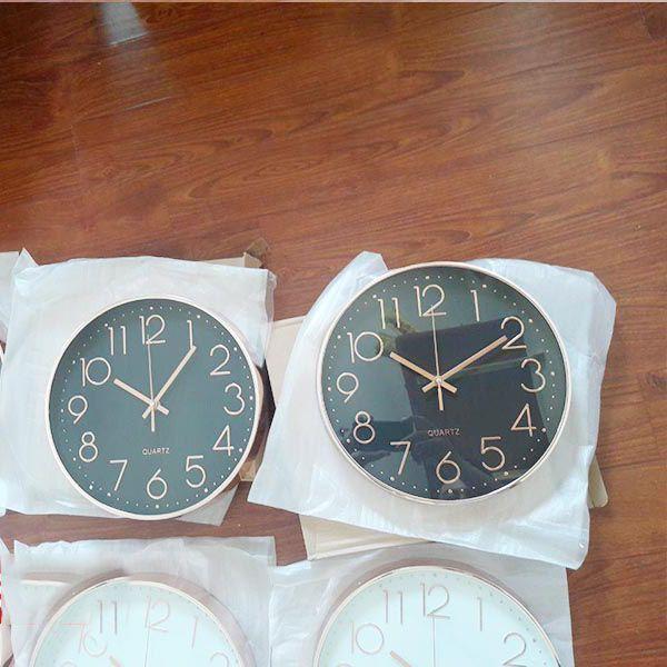Đồng hồ treo tường trang trí - LS.A91