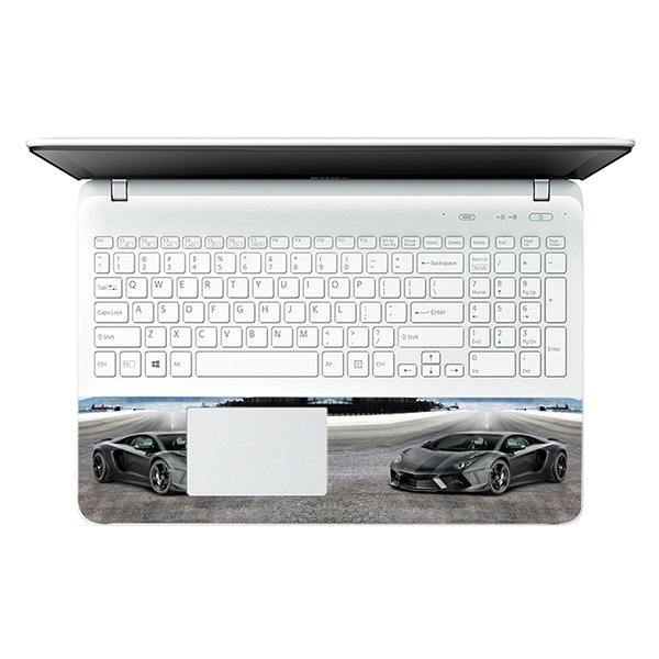 Mẫu Dán Decal Laptop Xe LTX-77
