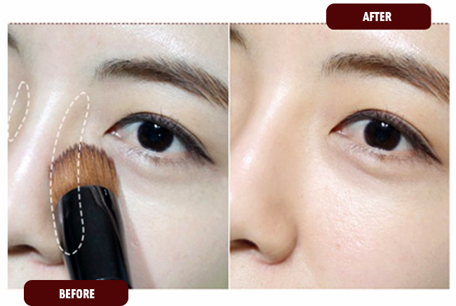 Phấn Tạo Khối Macqueen Fake Up 3 Color Shading 4