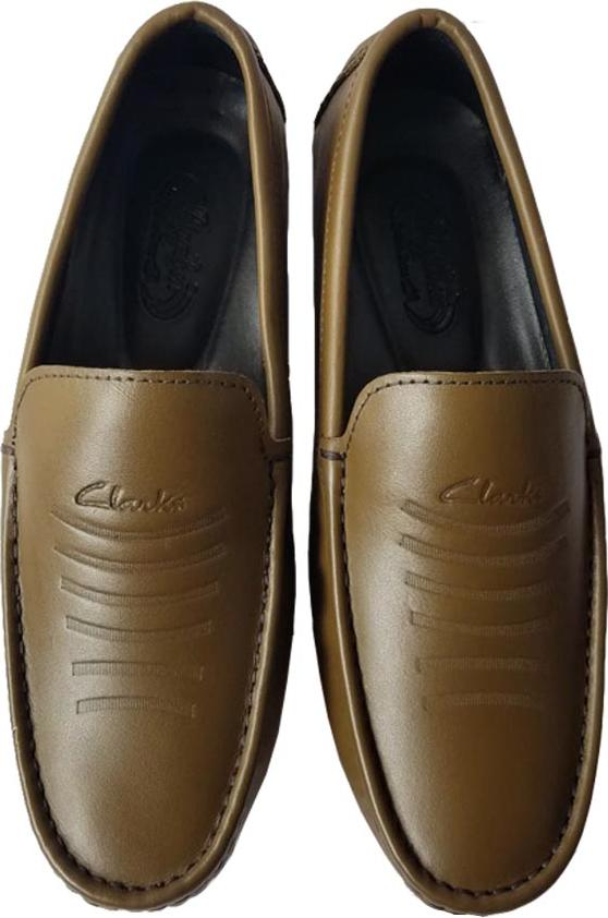 Giày Mọi Nam BIGGBEN Da Bò Thật Cao Cấp GM141 - 43