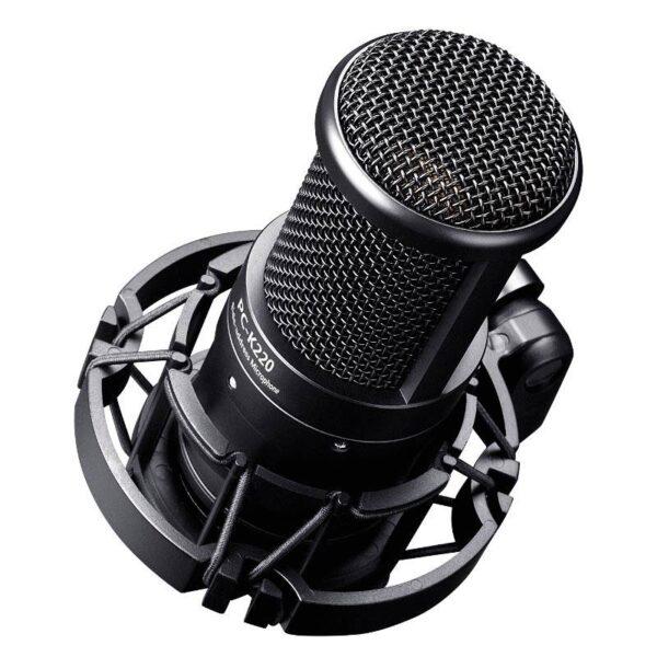 Micro thu âm TAKSTAR PC-K220 thu âm livestream chuyên nghiệp - Hàng chính hãng