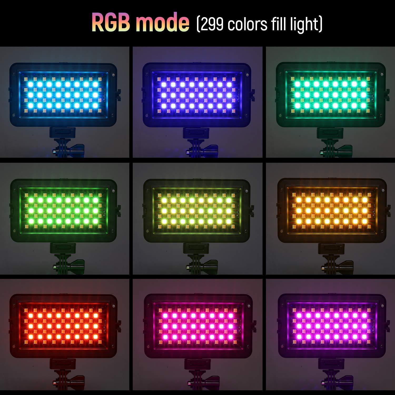 Bảng Đèn LED Di Động Viltrox RB10 Hàng Nhập Khẩu