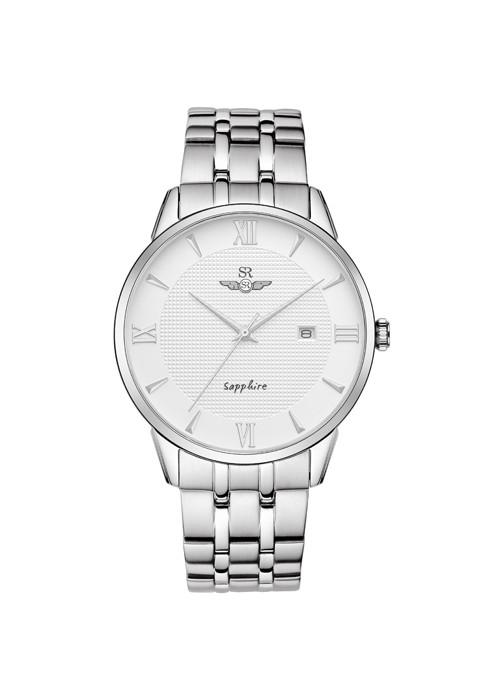 Đồng Hồ Nam SRwatch SG1071.1102TE - Sapphire - 40mm - Quartz (Pin) - Dây kim loại