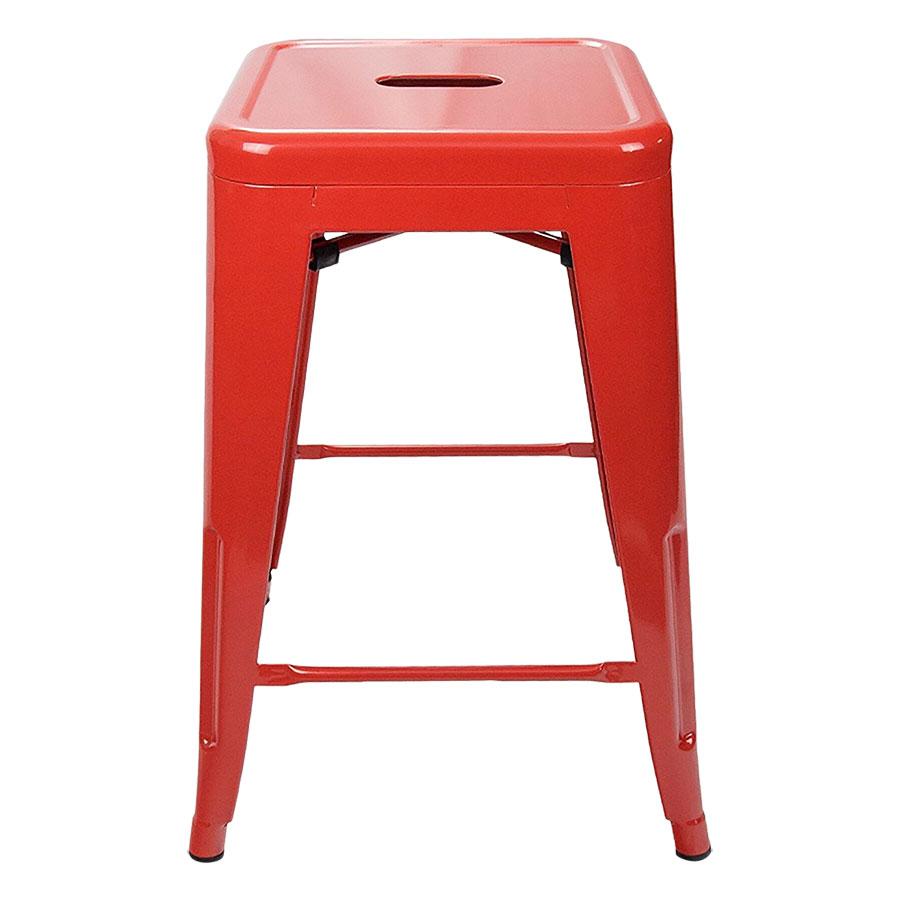 Ghế Bar Tolix H Stool Lavaco 3205R - Đỏ