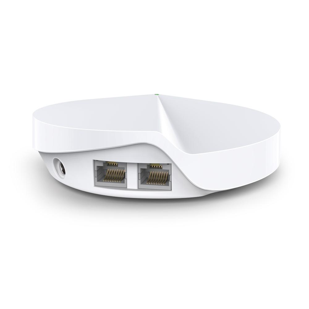 TP-Link Deco M5 (3-Pack) - Router Gigabit Wifi Băng Tần Kép AC1300 - Hàng Chính Hãng