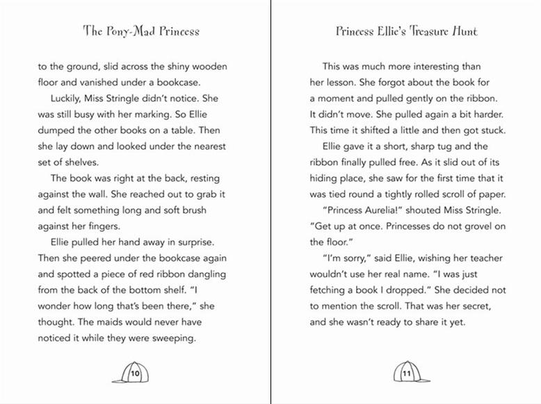 Usborne Princess Ellie's Treasure Hunt