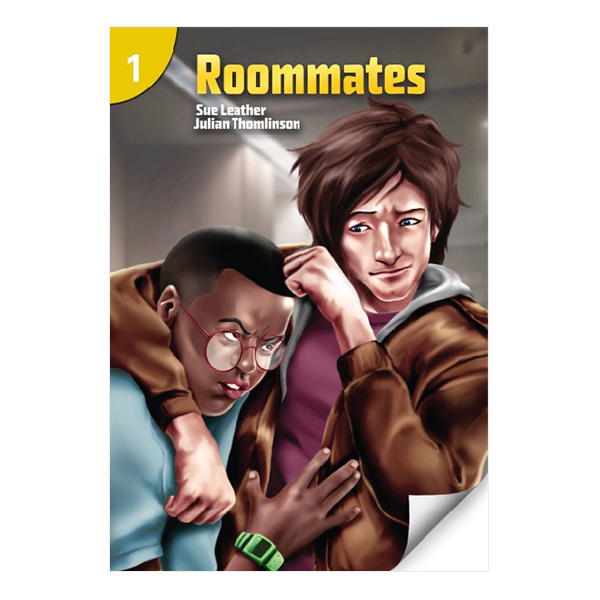 Page Turners level 1: Roommates