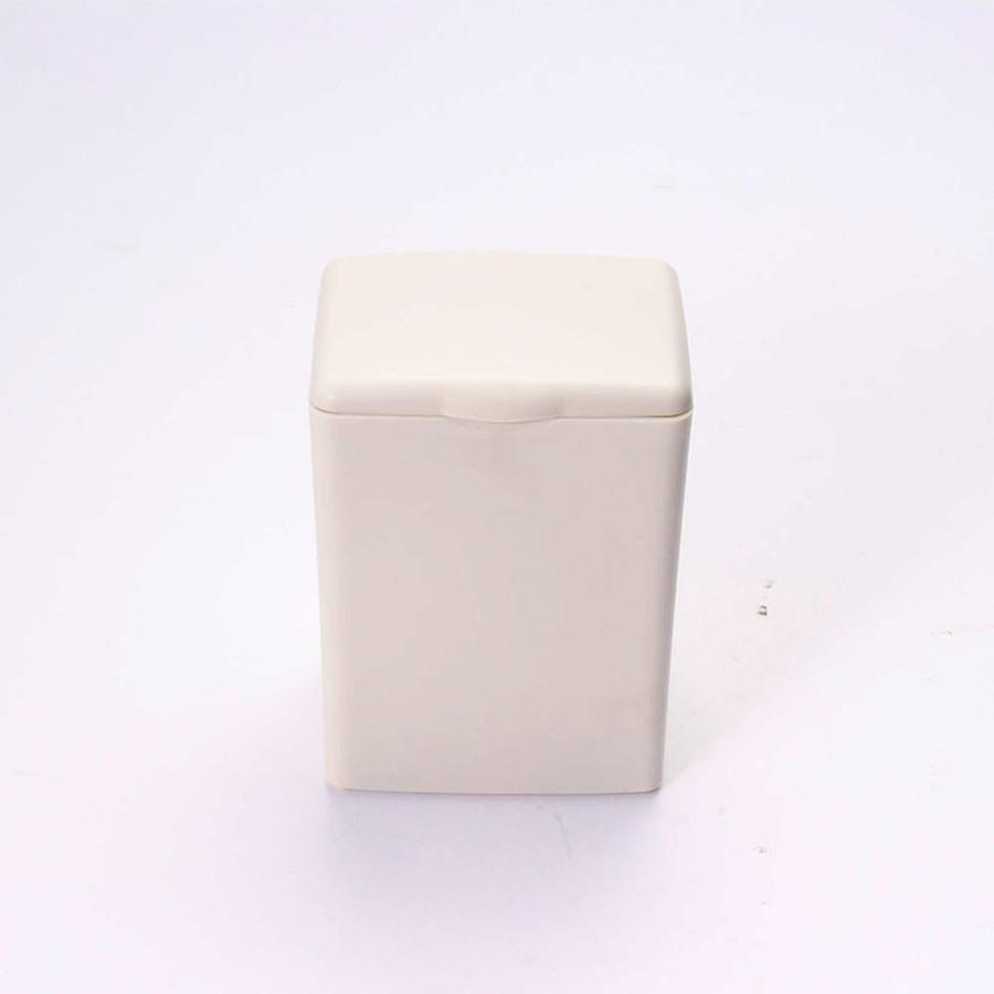 Combo Thùng Rác Mini Kẹp Túi Rác Gọn Gàng + Set 2 Hộp Tròn Chịu Nhiệt Lò Vi Sóng (180Ml) - Nội Địa Nhật Bản