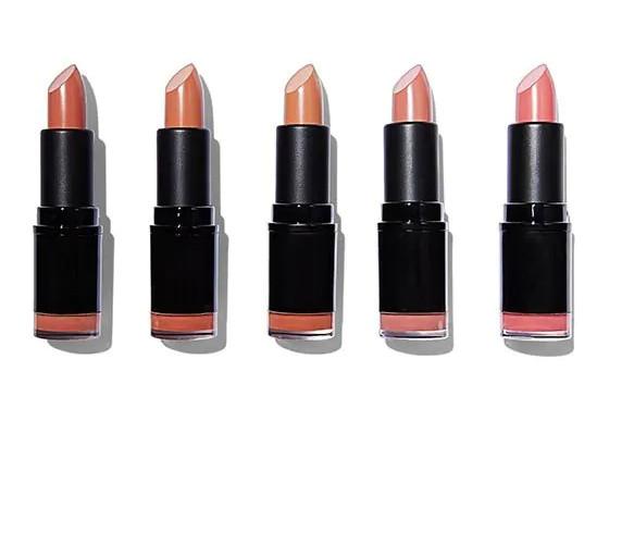 Set son 5 màu Revolution Pro Lipstick Collection - Bare