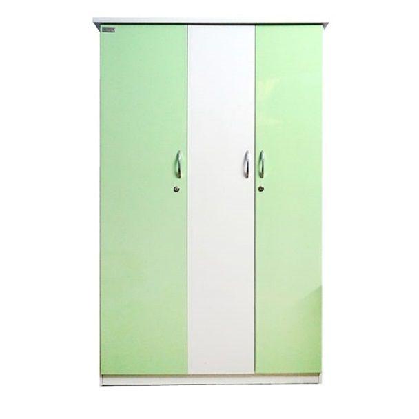 Tủ nhựa Jang Mi TA-02-3C 170 x 105 x 45 cm