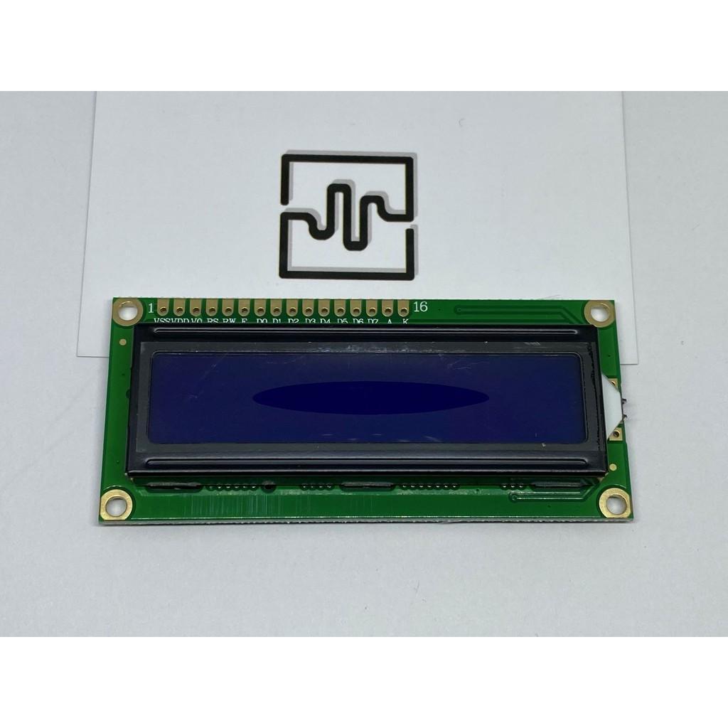 Màn hình Text LCD 16x2 Xanh Dương