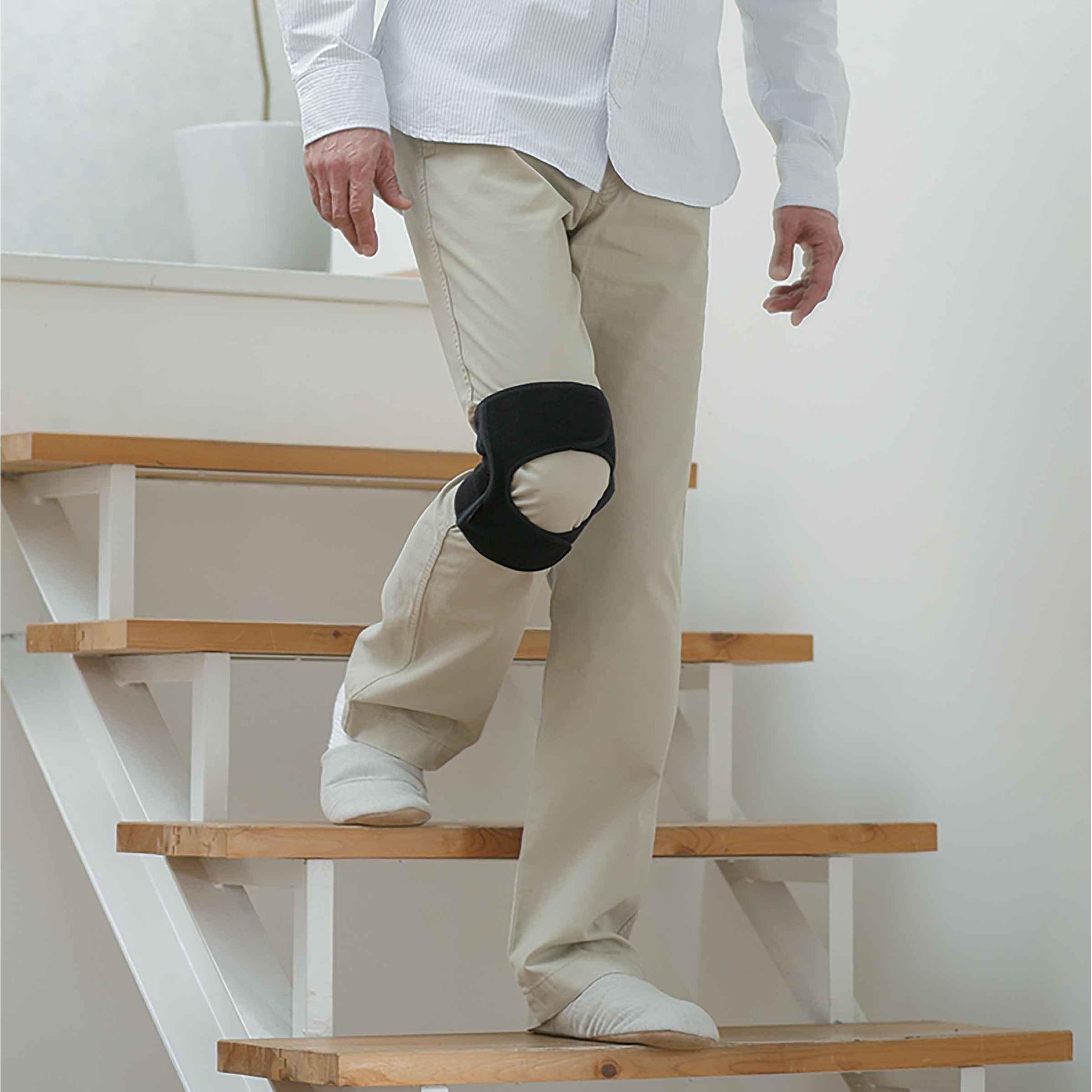 Đai Bảo Vệ Gối Supporter Knee Middle Type Phiten (Loại Vừa)