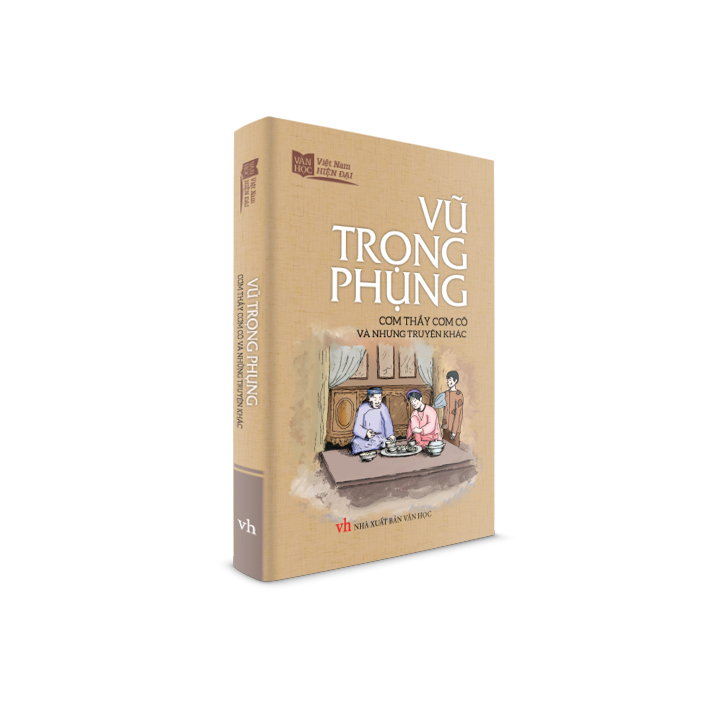 Trọn bộ 7 cuốn Vũ Trọng Phụng Tuyển tập - Khổ nhỏ
