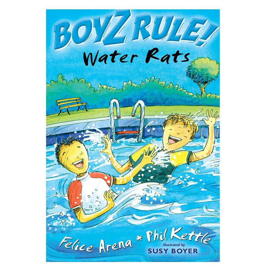 Boyz Rule: Water Rats