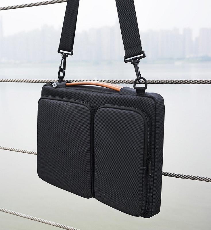 Túi đeo chéo chống sốc dành cho Laptop, Macbook 13-14'' M350