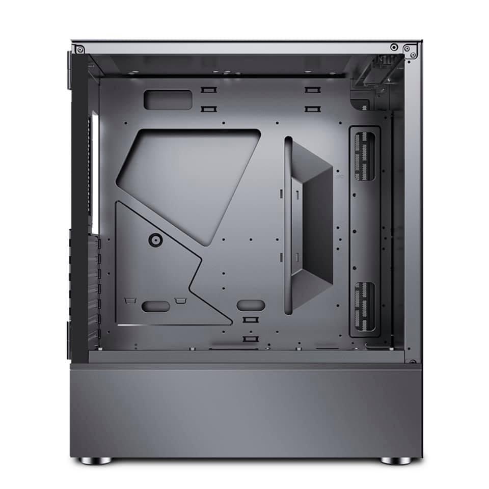 Vỏ Case Máy Tính Golden Field Z23G ( Vách cường lực , Mặt + khung Alu ) _Hàng chính hãng