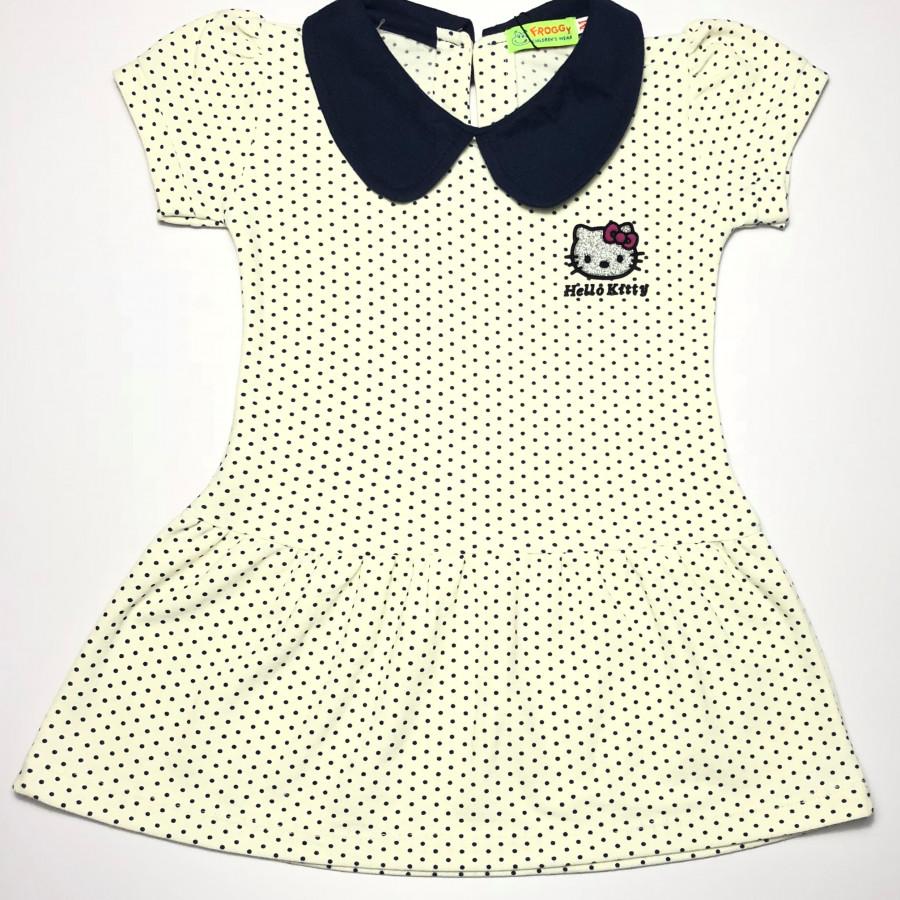 Đầm Hello Kitty Chấm bi trắng - M - 24128782 , 7296679001704 , 62_8180129 , 350000 , Dam-Hello-Kitty-Cham-bi-trang-M-62_8180129 , tiki.vn , Đầm Hello Kitty Chấm bi trắng - M