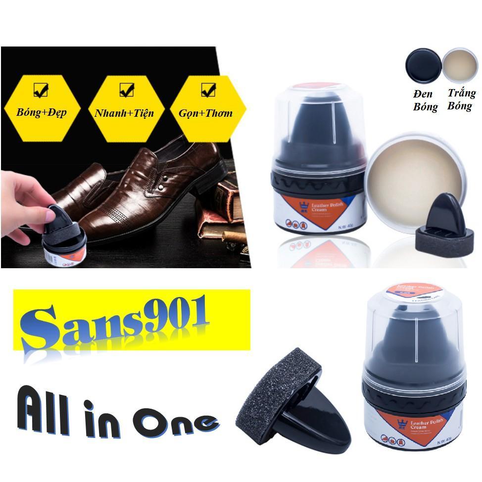 Xi Đánh Bóng Giầy Sáp Đánh Bóng Đồ Da Sans901 Sans Shop