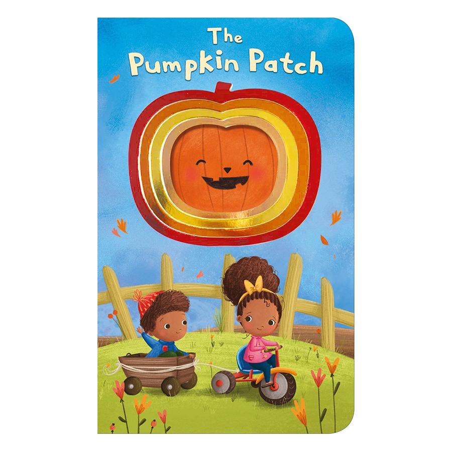 The Pumpkin Patch: Shiny Shapes - Shiny Shapes