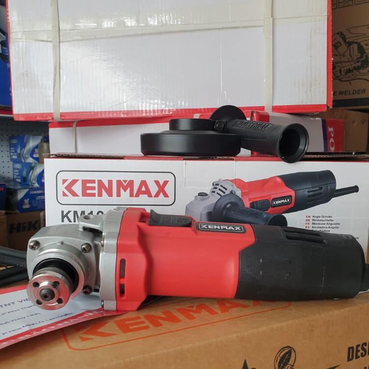 Máy mài góc Kenmax KM100S, đường kính đá 100mm - Hàng chính hãng