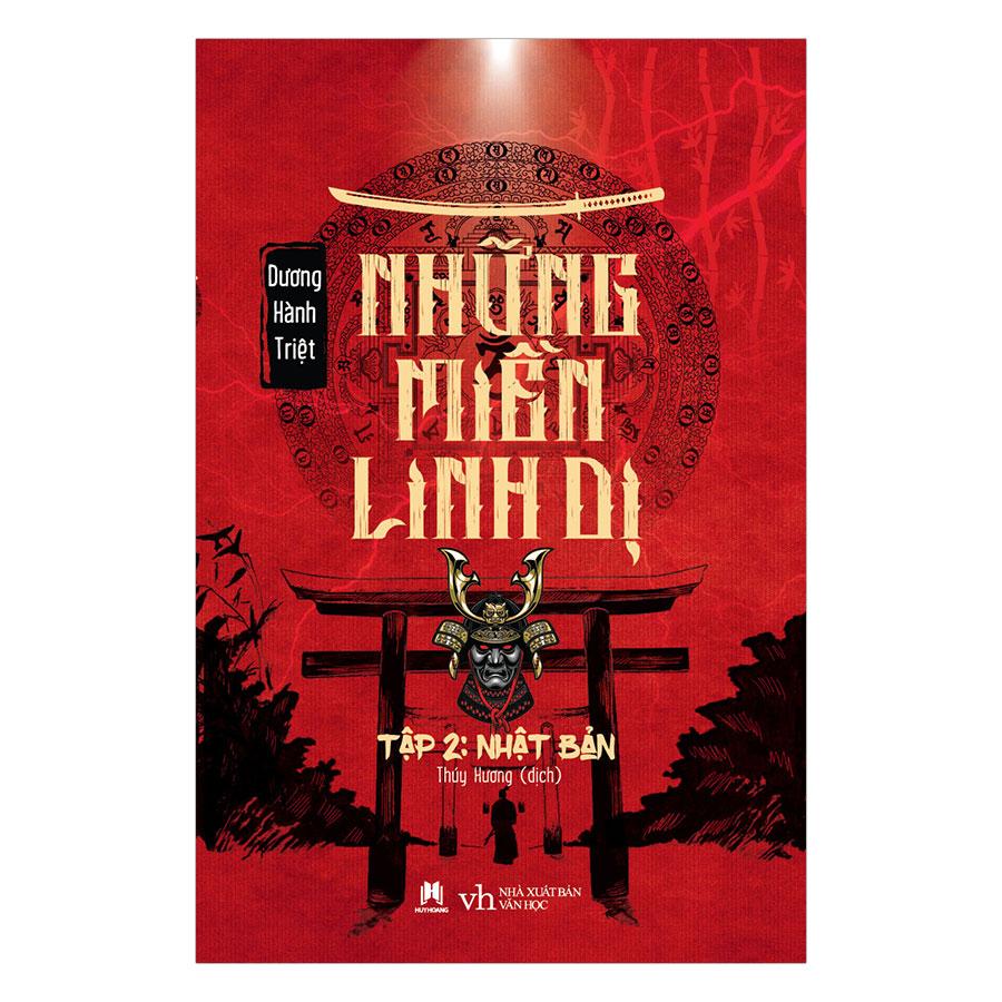 Những Miền Linh Dị - Tập 2: Nhật Bản