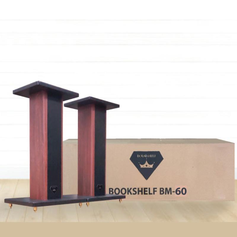 Chân loa gỗ Bookshelf BM-60