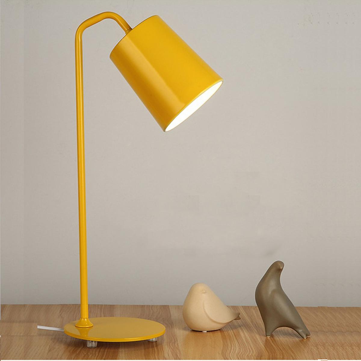 Đèn để bàn VINTAGE FULL BOX DT01 kèm bóng LED chống lóa cận