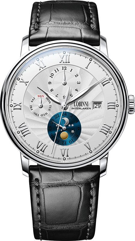 Đồng hồ nam chính hãng Lobinni No.1023LT-4 ( Phiên bản Đặc biệt )