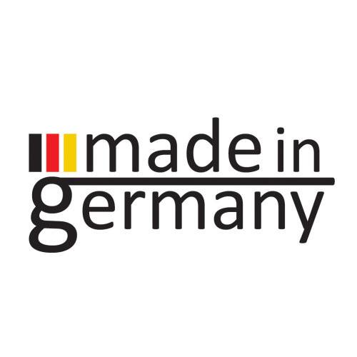 Sản phẩm được sản xuất nguyên chiếc từ Đức, với tiêu chuẩn khắt khe nhất. Đây cũng là dòng sản phẩm cao cấp và có danh tiếng lâu đời nhất nước Đức.