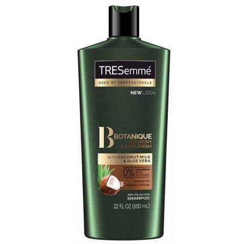 Dầu gội Tresemme Botanique Shampoo Nourish & Replenish USA 650ml