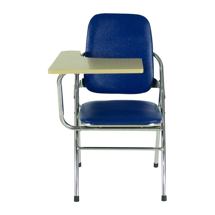 Ghế gấp liền bàn si Inox TH01
