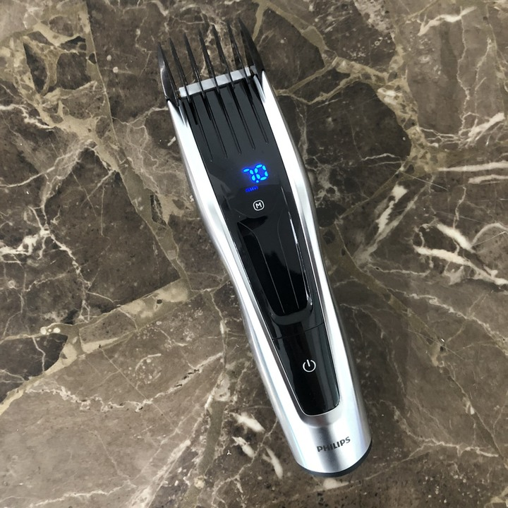 Tông đơ cắt tóc cao cấp Philips HC9450 Công nghệ Auto Turbo Series 9000 - HÀNG NHẬP KHẨU