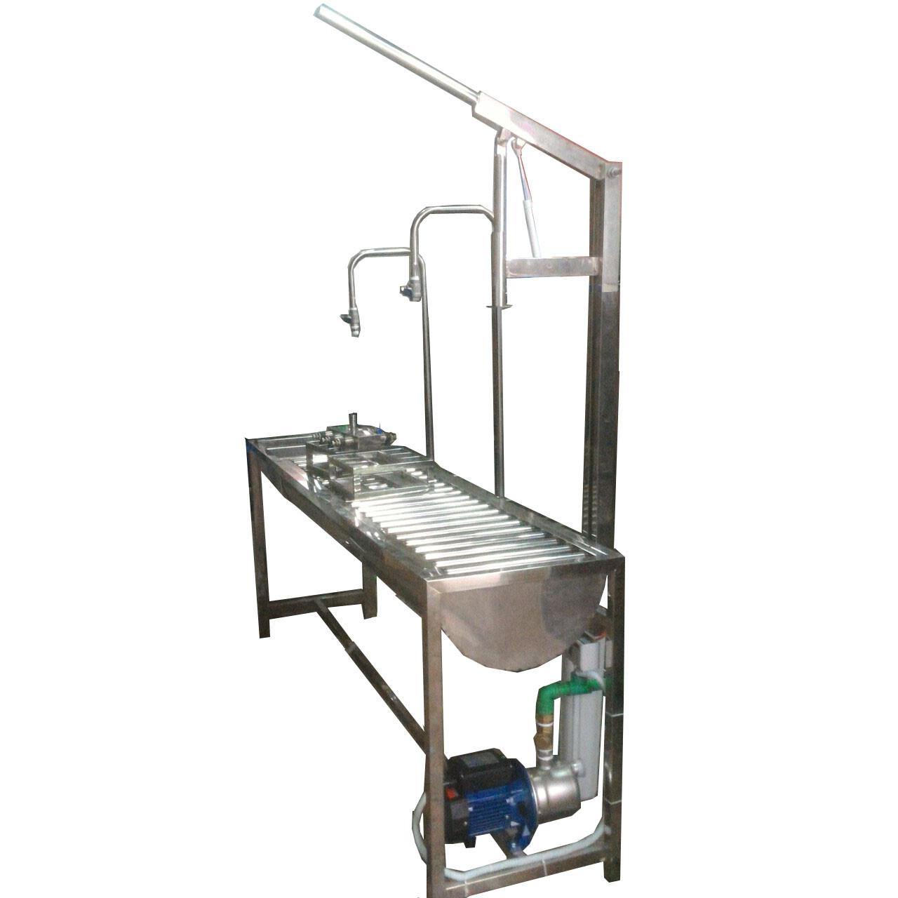 Dây truyền lọc nước tinh khiết đóng bình - Hàng chính hãng