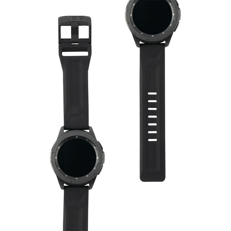 Dây đeo Samsung Galaxy Watch 42mm UAG Scout Silicone - hàng chính hãng